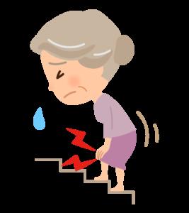 ひざ痛-こんなお悩みはありませんか?